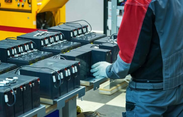 entretien batterie autolaveuse