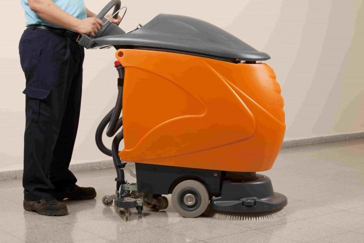 location machine de nettoyage sol