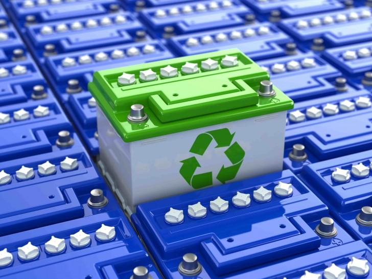 recyclage batterie autolaveuse